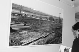 Carbon Journey by Matthew Webb, installation view