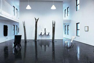 Daniel Arsham, installation view