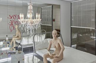 Josephine Meckseper 'Scene VI', installation view