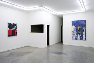 Ted Gahl: Towers, installation view