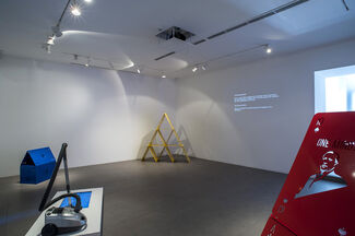 Blackout by Firat Engin, installation view