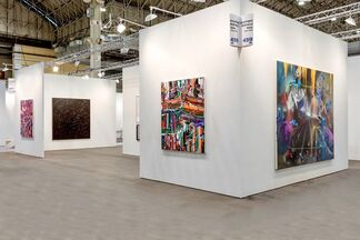 Ameringer | McEnery | Yohe at EXPO CHICAGO 2017, installation view