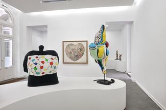 Niki de Saint Phalle - Nanas 60s-90s, installation view