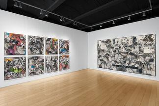 Jan-Ole Schiemann: A Different Pose, installation view