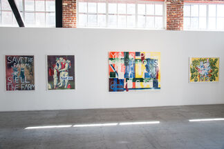 Graham Gillmore: Your Proportions Are Not That Exquisite, installation view