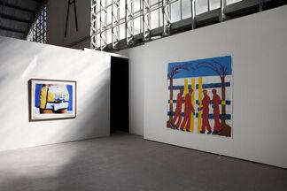 David Medalla e Adam Nankervis   The Secret History of Mondrian Fanclub – Part 3: So Pulo, installation view