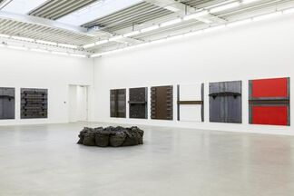 Jannis Kounellis, installation view