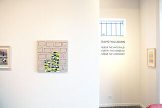 QUEER THE MATERIALS! FORTIFY THE DOMESTIC! STONE THE HEGEMONY!, installation view