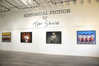 Historical Fiction by Tyler Shields, installation view