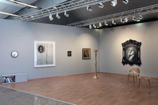 Paul Kasmin Gallery at ArtInternational 2015, installation view