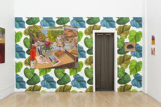 """Anna Valdez: """"Works Sighted"""", installation view"""