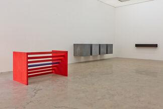 Donald Judd, installation view
