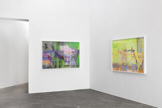 James Welling: Choreograph, installation view