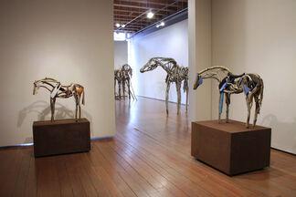 Deborah Butterfield - Sculpture, installation view