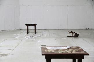 A Rake's Progress- Julie Hill, installation view