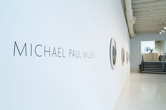 Michael Paul Miller: Wild Olympia, installation view