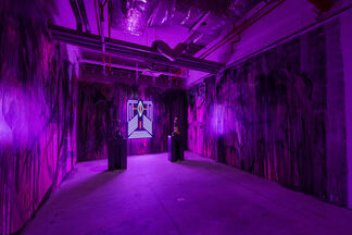 A Totem Of Your Genuine Internals by Ruben Pang, installation view
