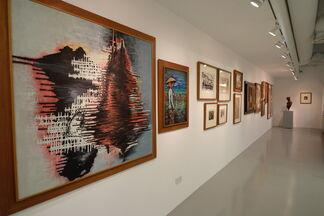 Resource Gallery, installation view