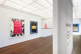 Harland Miller : Wherever You Are Whatever You're Doing This One's For You, installation view