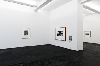 Hamish Fulton »Indoors Outside«, installation view
