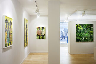 Ruud van Empel, installation view
