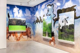 Constant Dullaart: Stringendo, Vanishing Mediators, installation view