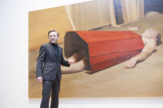Michaël Borremans: As sweet as it gets, installation view