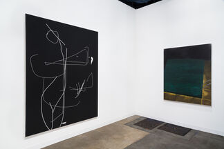 Simon Lee Gallery at Art Basel in Miami Beach 2015, installation view