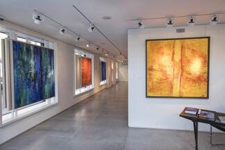 Eden Universe, Eden Ocean, installation view