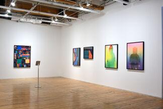 Akihiko Miyoshi: CMYKRGB, installation view
