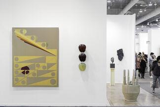 Peana Projects at ZⓈONAMACO 2019, installation view