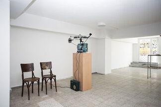 Jacob Kassay, installation view