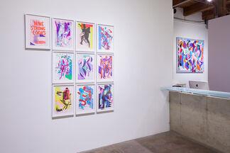 Andrew Holmquist: ALTER EGO, installation view