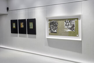 Portraits of West Africa - Louise Almon, installation view