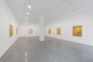 Esteban Vicente, installation view
