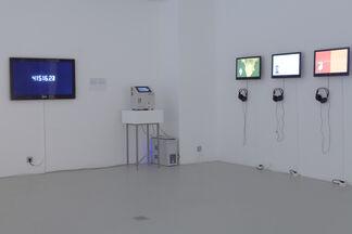 DUST, installation view