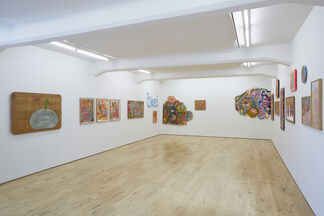 """""""Ókei, Au pair"""", installation view"""