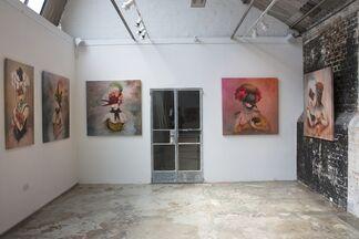 Miss Van: Glamorous Darkness, installation view