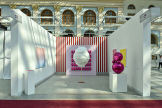 Orekhov Gallery at Cosmoscow 2018, installation view