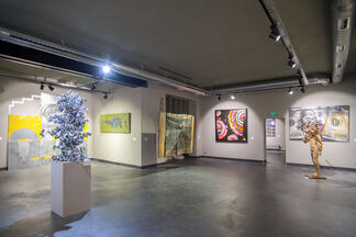 """The """"Spirit of Time"""" by Zenko Foundation, installation view"""