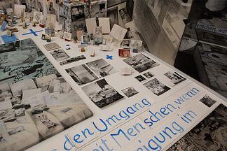 Barbara Thumm at Artissima 2014, installation view