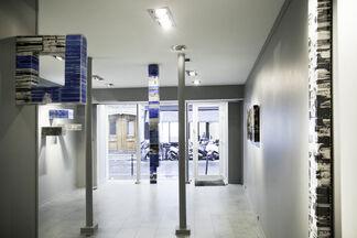 Hybrid, installation view