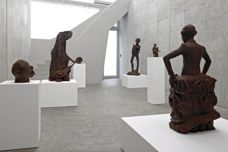 Renzo Martens / Institute for Human Activities, installation view