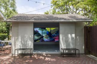 "Tabor Robak - ""Sunflower Seed"", installation view"