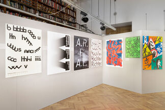 100 Best Posters 14, installation view