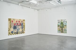 Pamela Phatsimo Sunstrum: Battlecry, installation view