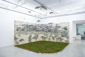 Vítor Mizael   Diorama, installation view