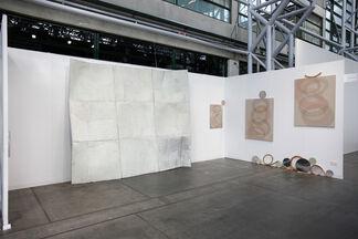 Osnova Gallery at Code Art Fair 2017, installation view