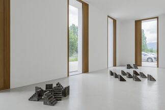 Hubert Kiecol »Früh«, installation view