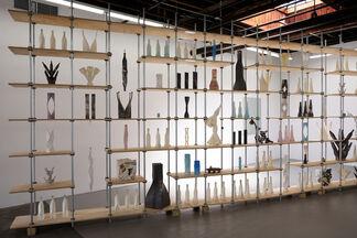 Telephone to the Divine :: Se Yoon Park, GJ Kimsunken + Joseph Hart, installation view
